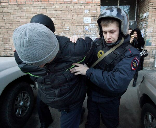 Акция Студенческий десант во Владивостоке