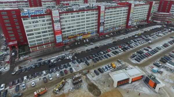 Подготовка к открытию станции метро Румянцево
