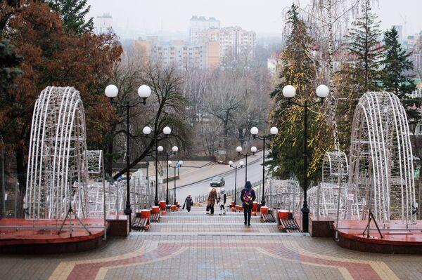 Города России. Липецк
