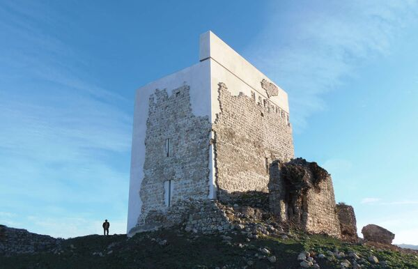 Замок в Испании