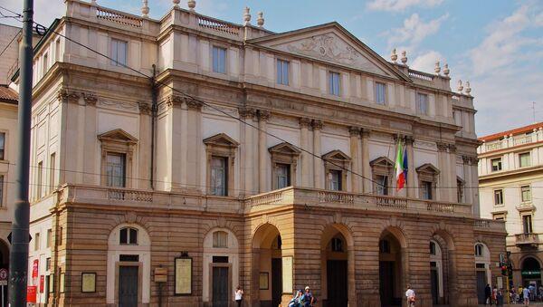 Театр Ла Скала. Архивное фото
