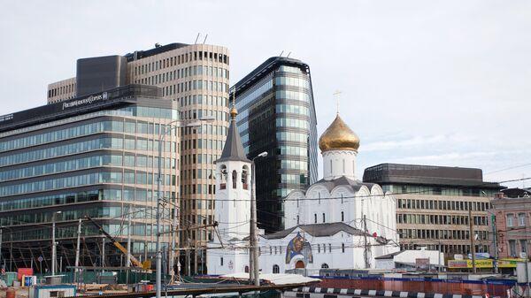 Храм Святого Николая Чудотворца в Москве