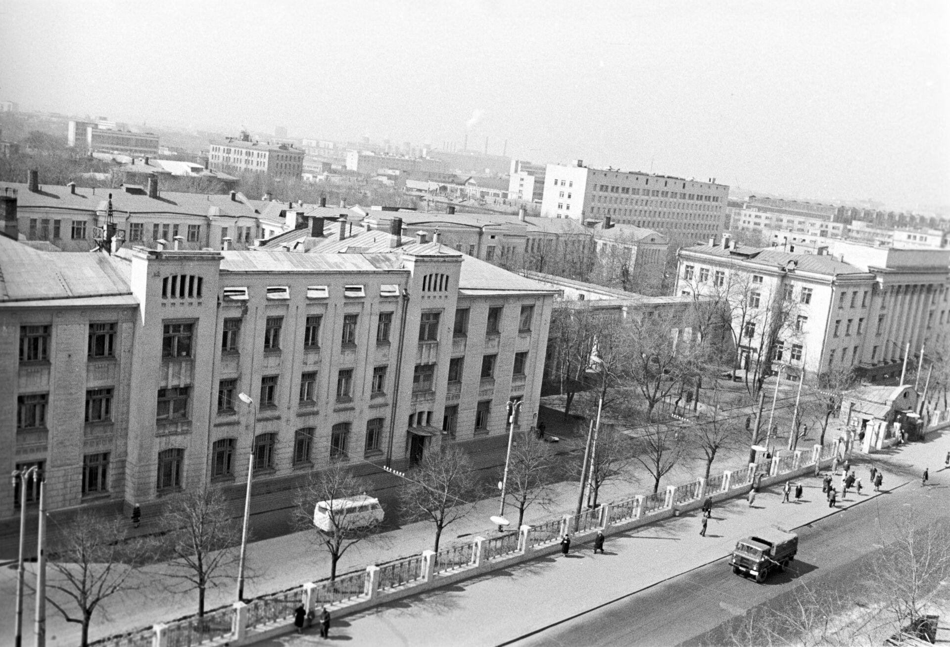 Здание Боткинской больницы - РИА Новости, 1920, 11.10.2020