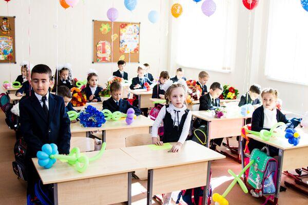 Новая школа в Балашихе