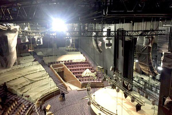 Концертный зал Вегас-2