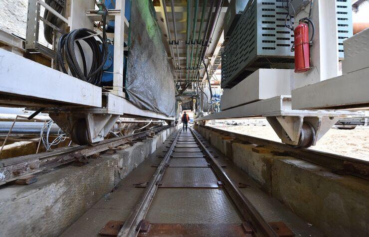 Профессия: метростроитель