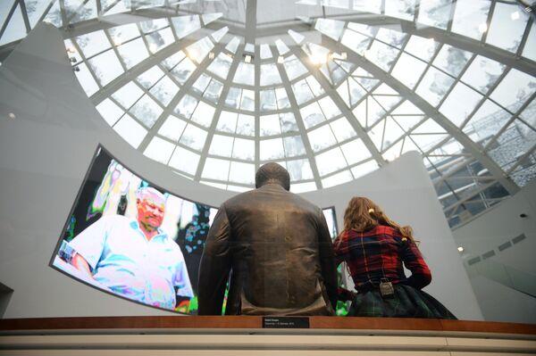 Мероприятия, приуроченные к 85-летию со дня рождения первого российского президента Б. Ельцина