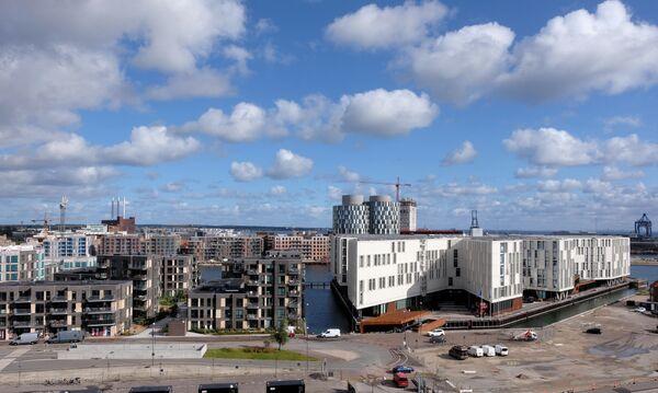Штаб-квартира ООН в Копенгагене