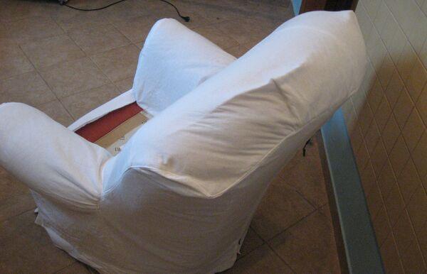 Как сшить новый чехол для мебели своими руками: мастер-класс