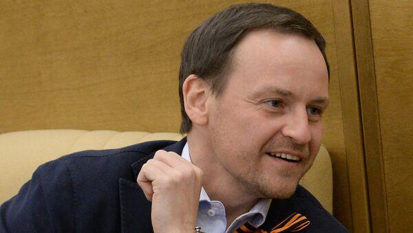 Заместитель председателя комитета Государственной Думы РФ по жилищной политике и жилищно-коммунальному хозяйству Александр Сидякин