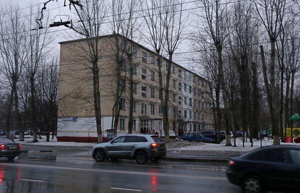 Дом в Кузьминках