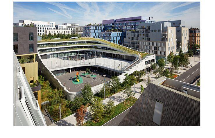 Начальная школа наук и биоразнообразия в Париже, Франция