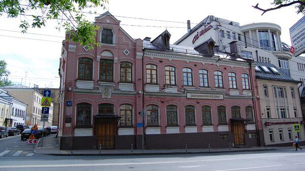 Детская музыкальная школа им. Н.А.Алексеева