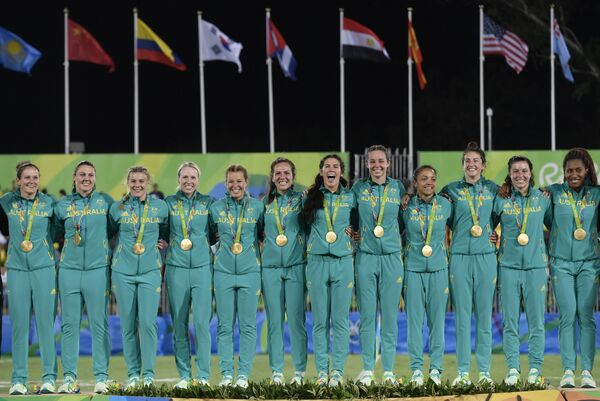 Женская сборная Австралии по регби-7