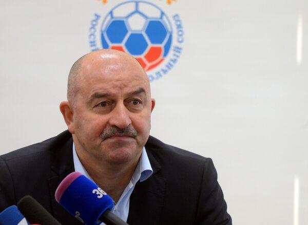 Футбольный тренер Станислав Черчесов
