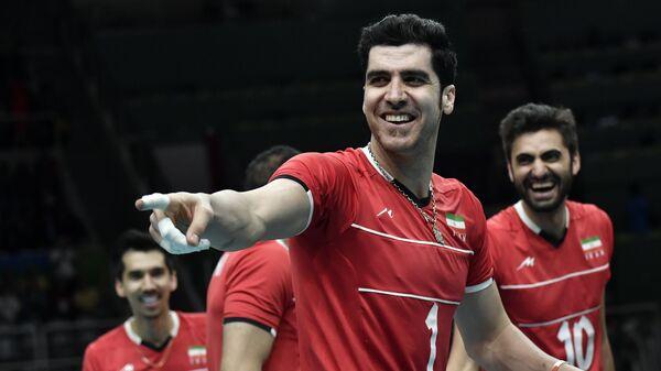 Волейболисты сборной Ирана