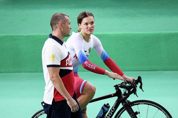 Владимир Кирильцев и Анастасия Войнова