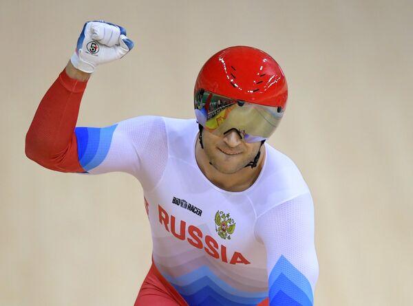 Денис Дмитриев (Россия)