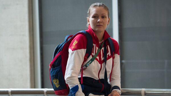 Гандболистка Анна Седойкина