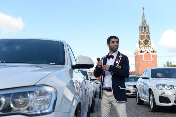 Серебряный призер Игр XXXI Олимпиады по боксу в весовой категории до 52 кг Миша Алоян