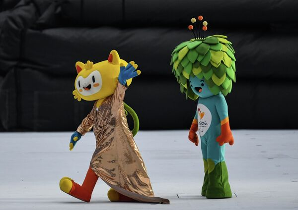 Церемония открытия XV летних Паралимпийских игр 2016 в Рио-де-Жанейро
