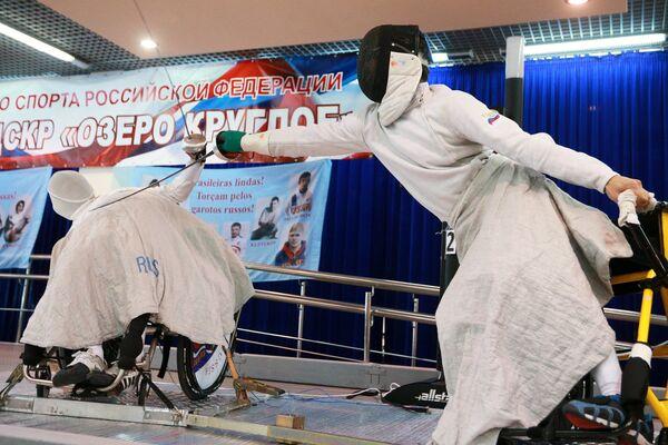 Роман Федяев (справа) и Максим Шабуров