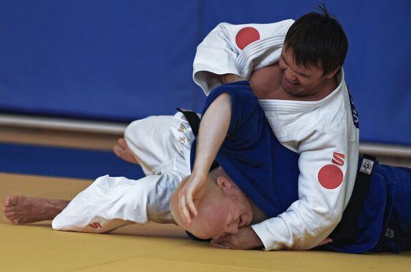 Всероссийские паралимпийские соревнования. Второй день