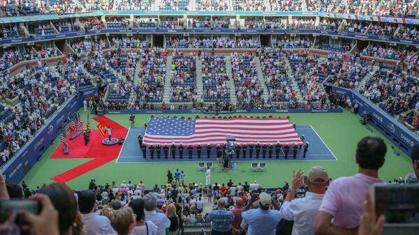 Стадион имени Артура Эша (главный корт Открытого чемпионата США по теннису)