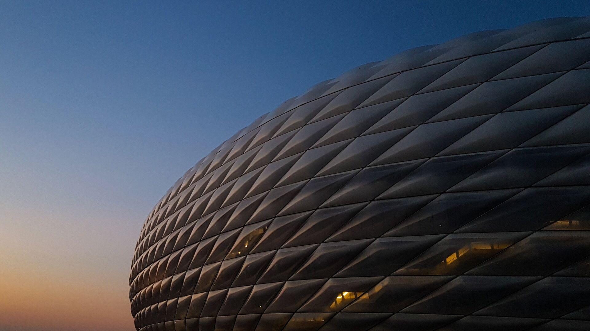 Стадион ЕВРО-2020 в Мюнхене - РИА Новости, 1920, 22.06.2021