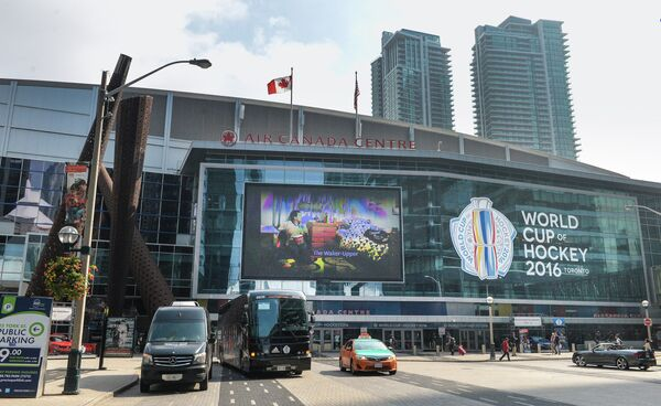 Стадион Air Canada Center