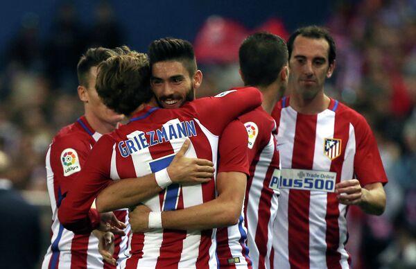 Футболисты Атлетико (Мадрид)