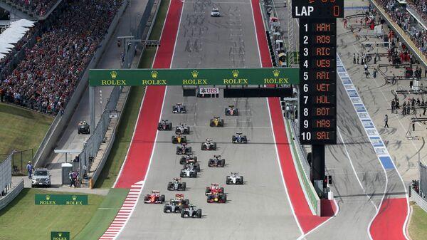 """""""Формула-1"""" объявила об отмене этапов в Бразилии, США, Мексике и Канаде"""
