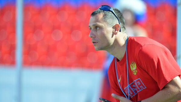 Главный тренер сборных команд России по легкой атлетике Михаил Борзаковский