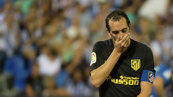 Защитник Атлетико Диего Годин