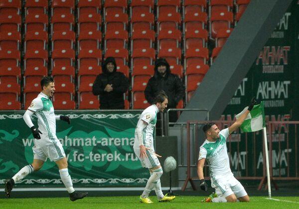 Игроки ФК Терек
