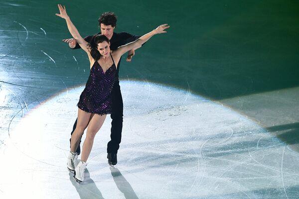 Тесса Вирчу и Скотт Мойр (Канада)