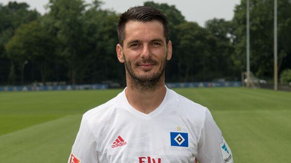 Боснийский футболист Эмир Спахич