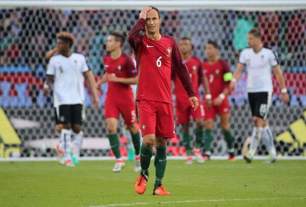 Защитник сборной Португалии Рикарду Карвалью