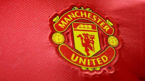 Логотип английского футбольного клуба Манчестер Юнайтед