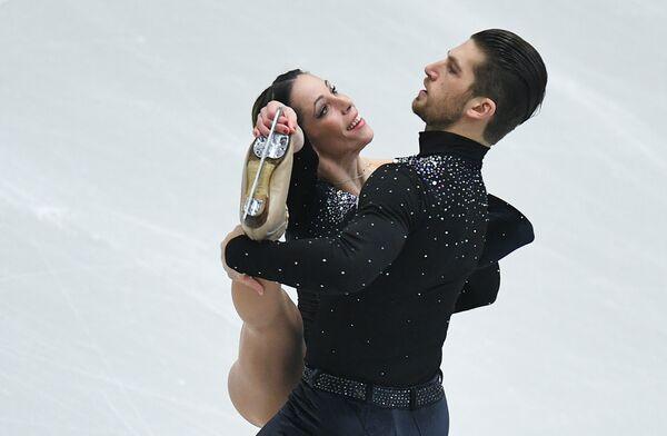 Николь Делла Моника и Маттео Гуаризе (Италия)