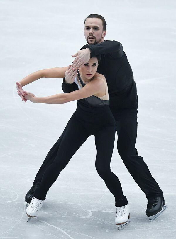 Ксения Столбова и Фёдор Климов (Россия)