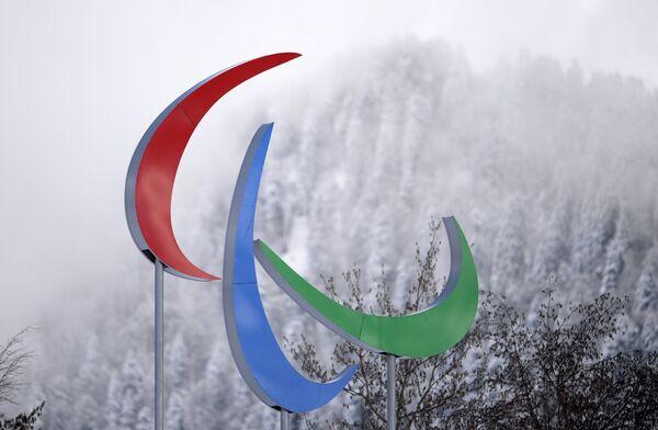Символ Паралимпийских игр