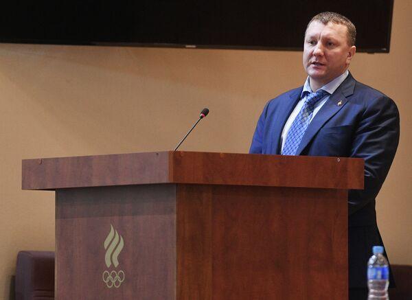 Глава службы безопасности президента России Алексей Рубежной, возглавивший высший наблюдательный совет Федерации бокса России
