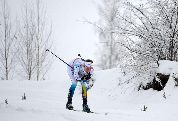 Лыжные гонки. Х этап Кубка мира. Женщины. Спринт