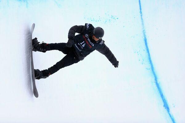 Американский сноубордист Шон Уайт