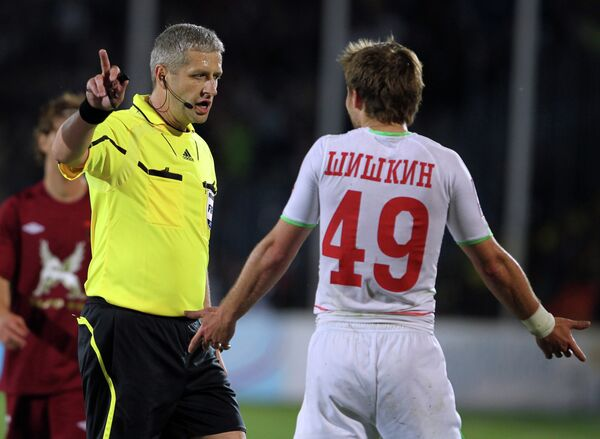 Станислав Сухина и Роман Шишкин