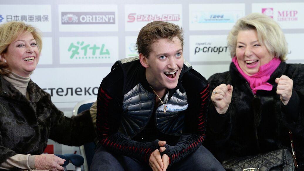 Буянова надеется, что Ковтун реализует себя в фигуристах как тренер