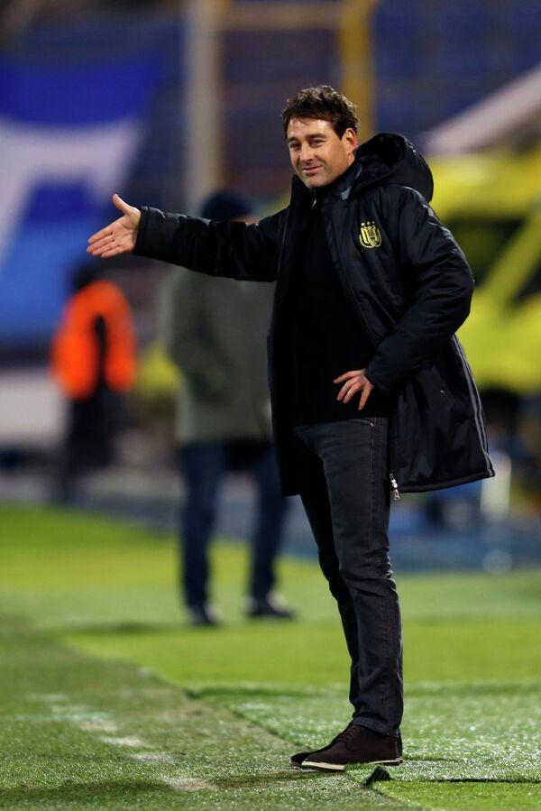 Главный тренер ФК Андерлехт Рене Вайлер