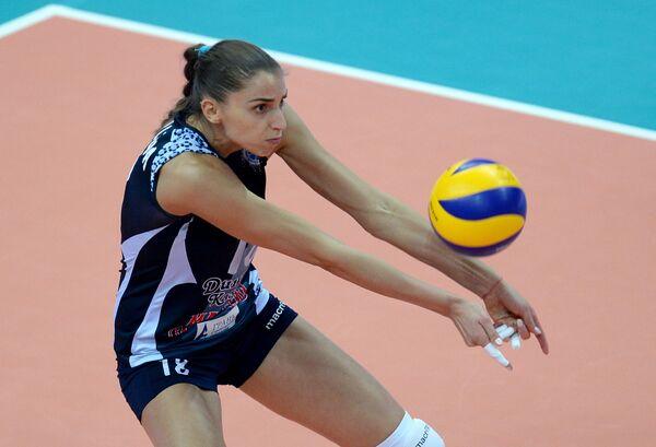 Волейболистка Динамо (Казань) Элица Васильева