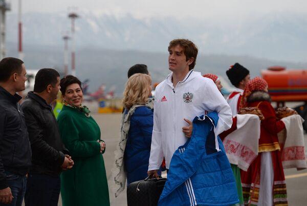 Защитник сборной России по футболу Марио Фернандес